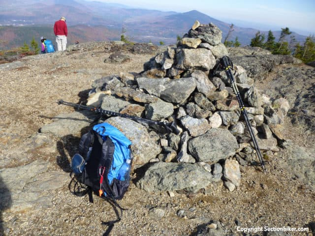 North Moat Mountain Summit Cairn