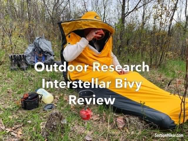 Wearable Bivy Sack