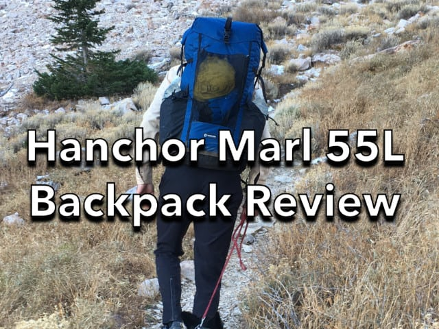 Hanchor Marl Backpack Review