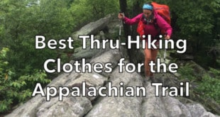 Best Thru-hiking Clothes for the Appalachian Trail