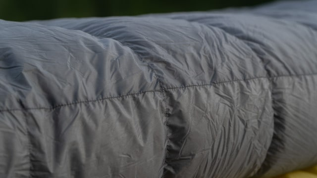 The seams on the Swallow UL 20 are straight and tight with excellent craftsmanship.