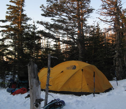 Winter Backpacking Gear List Explained - Section Hikers