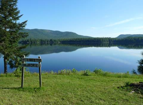 Lake McRorie, Cedarlands Scout Camp