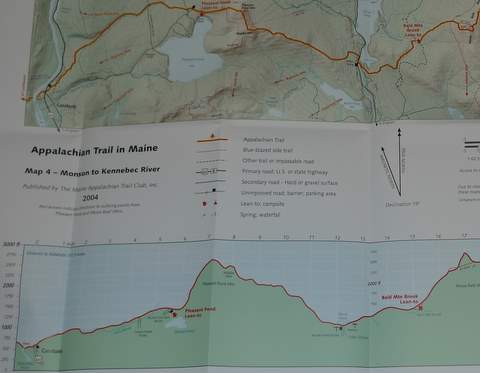 Planning An Appalachian Trail Section Hike Section