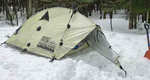 12 Essential Winter Camping And Backpacking Hacks