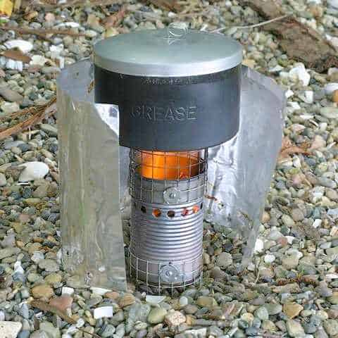 A Batch Loaded Inverted Down Draft Gassifier Stove By